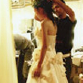 原宿 美容院 美容室 ATHLETES ウェディングメイクアップ画像04