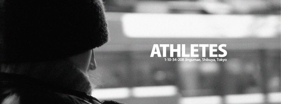 原宿 美容院 美容室 ATHLETES トップページ画像01