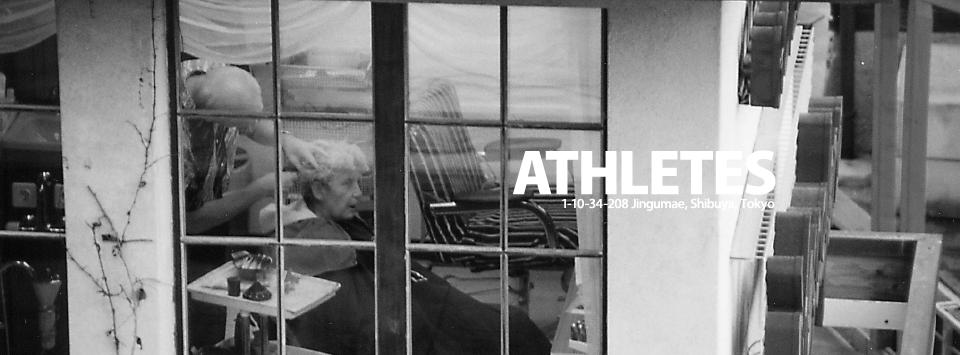 原宿 美容院 美容室 ATHLETES トップページ画像03