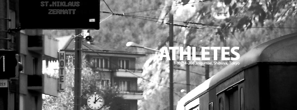 原宿 美容院 美容室 ATHLETES トップページ画像05